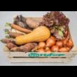 Vegyszermentes zöldségkosár