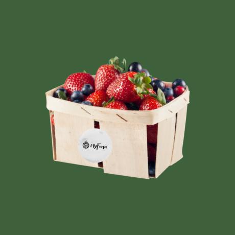 Vegyszermentes gyümölcs heti előfizetéshez - Nagyréde